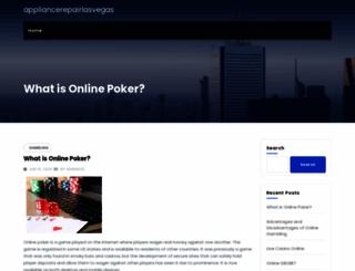 appliance-repair-lasvegas.com screenshot