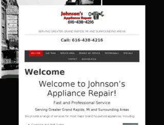 appliancerepairgr.prositesbymatt.com screenshot