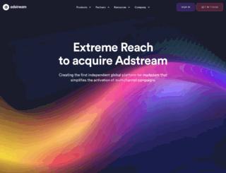 application.adstream.co.za screenshot