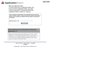 applicationstation.com screenshot