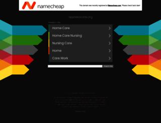 appliedcare.org screenshot