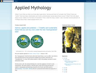 appliedmythology.blogspot.ie screenshot