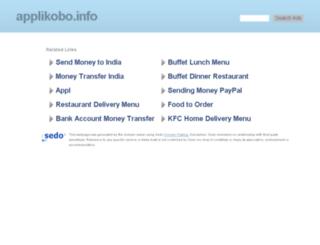 applikobo.info screenshot