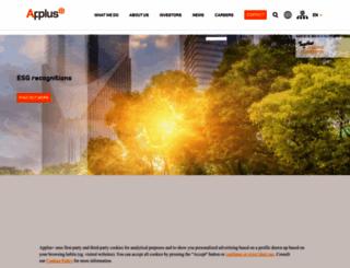 applusrtd.com screenshot