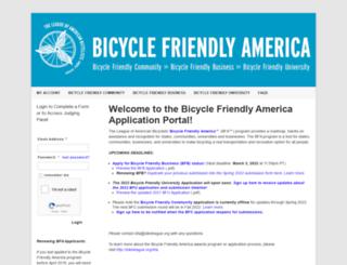 apply.bikeleague.org screenshot