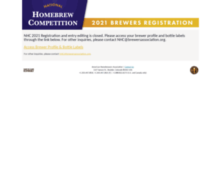 apply.brewingcompetition.com screenshot
