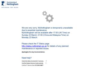apply.nottingham.edu.my screenshot
