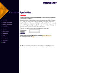 apply.pridestaff.com screenshot