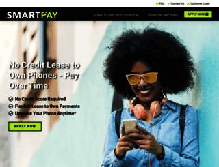 apply.smartpaylease.com screenshot