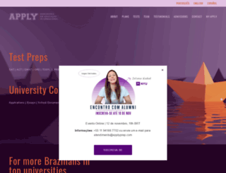applyprep.com screenshot