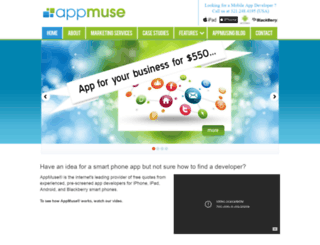 appmuse.com screenshot