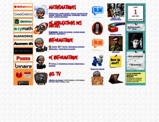 apprendre-en-ligne.net screenshot