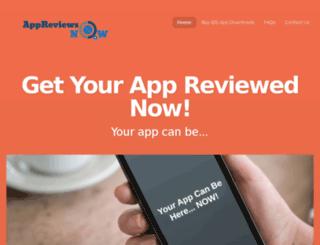 appreviewsnow.com screenshot