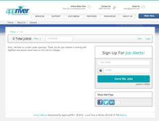 appriver.applicantpro.com screenshot
