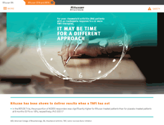 approved-ra-therapy.com screenshot