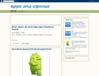 apps-and-ebooks.blogspot.com screenshot