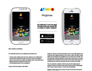 apps.audiko.net screenshot