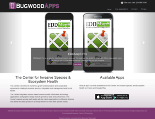 apps.bugwood.org screenshot