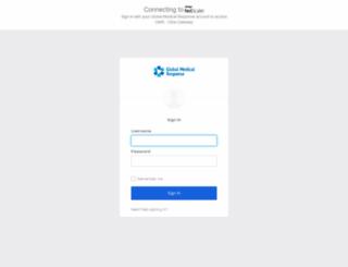 apps.evhc.net screenshot
