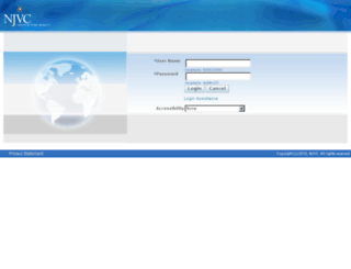 apps.njvc.com screenshot