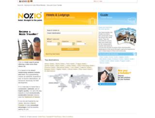 apps.nozio.com screenshot