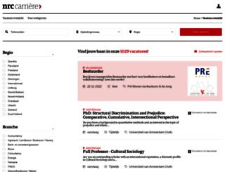 apps.nrc.nl screenshot