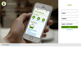 apps.paybooks.in screenshot