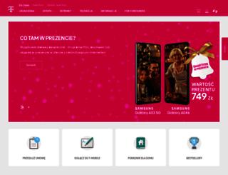 apps.t-mobile.pl screenshot