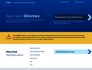 apps.uillinois.edu screenshot