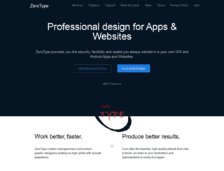 apps.zety.net screenshot