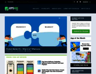 apps400.com screenshot