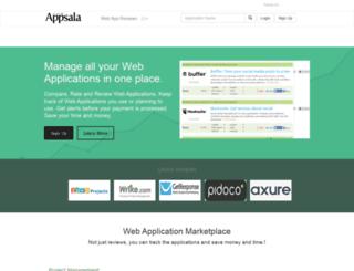 appsala.com screenshot