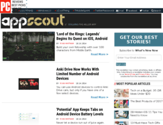 appscout.com screenshot