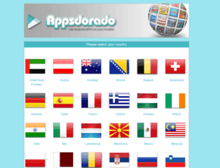 appsdorado.com screenshot