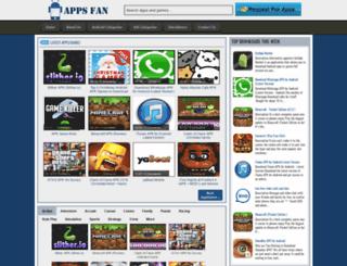 appsfan.org screenshot