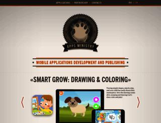 appsministry.com screenshot