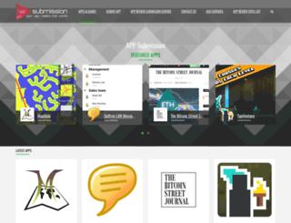 appsubmission.com screenshot