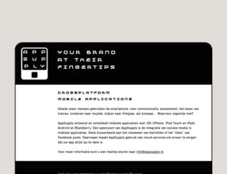 appsupply.nl screenshot