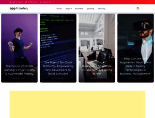 apptrawler.com screenshot