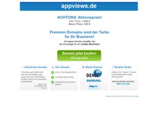 appviews.de screenshot