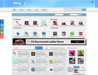 appxv.com screenshot