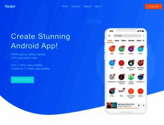 appyet.com screenshot