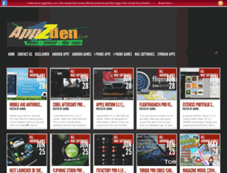 appzden.com screenshot