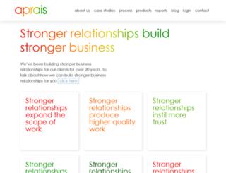 aprais.com screenshot