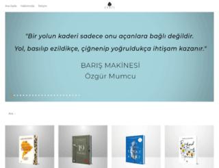 aprilpublishing.com screenshot
