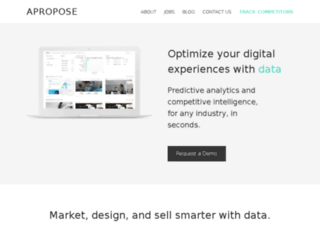 apropose.com screenshot