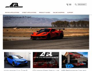 aprperformance.com screenshot