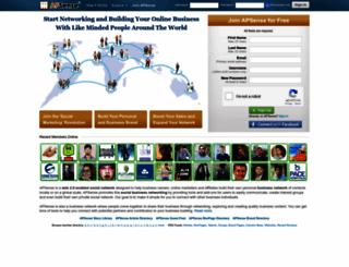 apsense.com screenshot