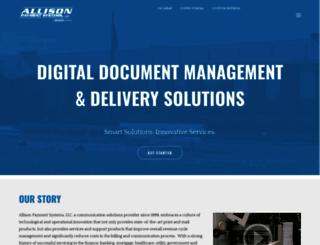 apsllc.com screenshot