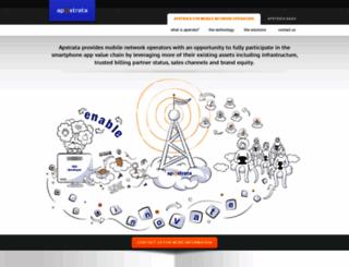 apstrata.com screenshot